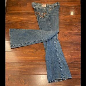 True Religion Woodstock Jeans